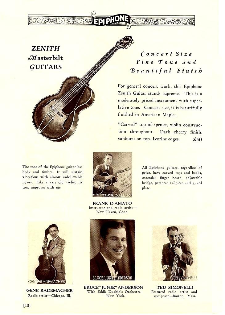 zenithcat 1932