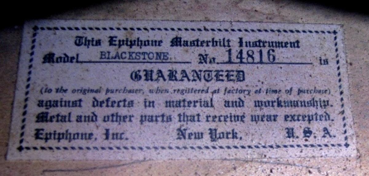 Blackstone14816label