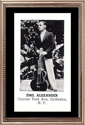 Alexander Emil