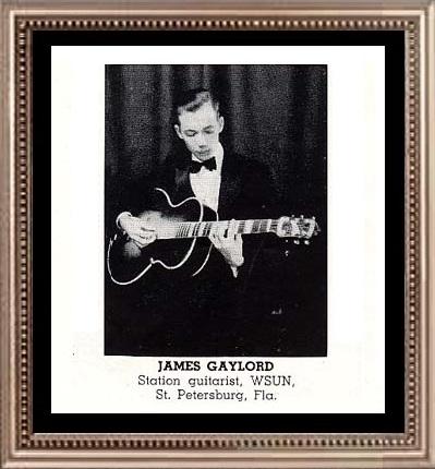 Gaylord James