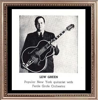 Green Lew