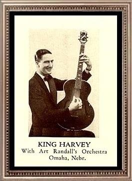 Harvey King