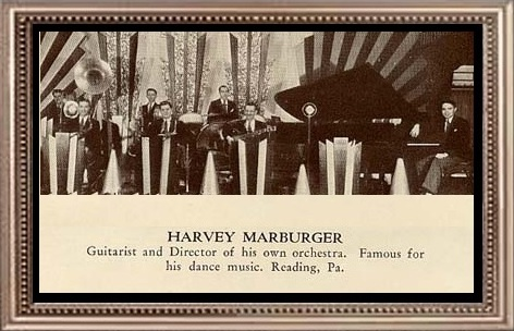 Marburger Harvey
