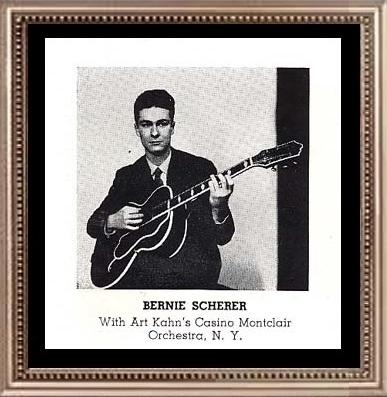 Scherer Bernie