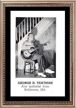 Yeatman George