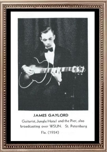 gaylord james