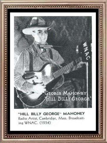 mahoney george