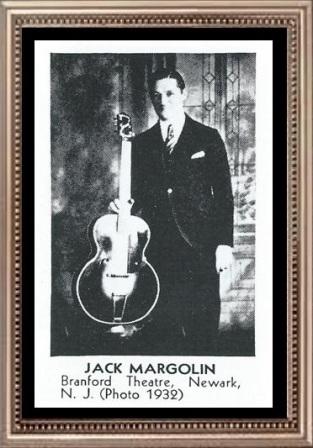 margolin jack