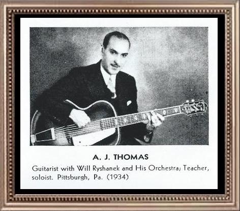 thomas a.j.