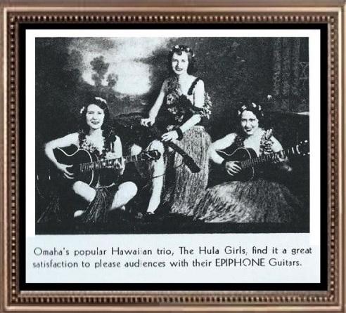 Hula Girls of Ohama