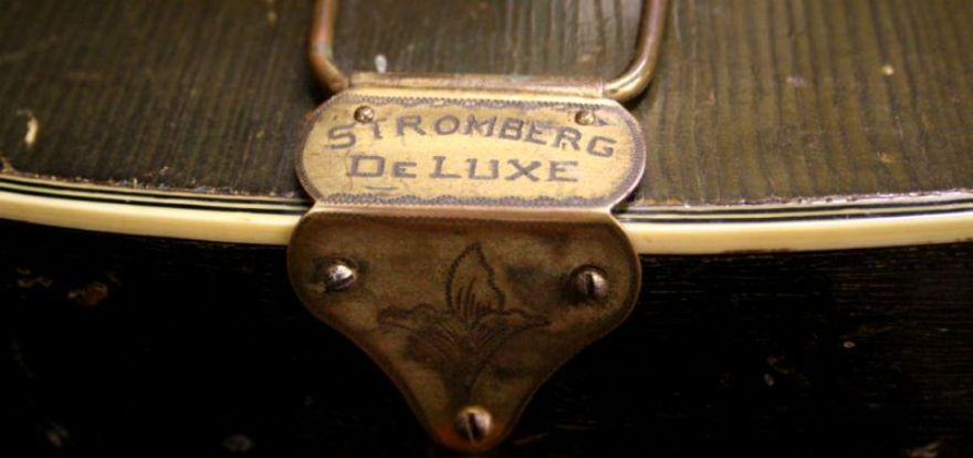 Strombergtailpiece