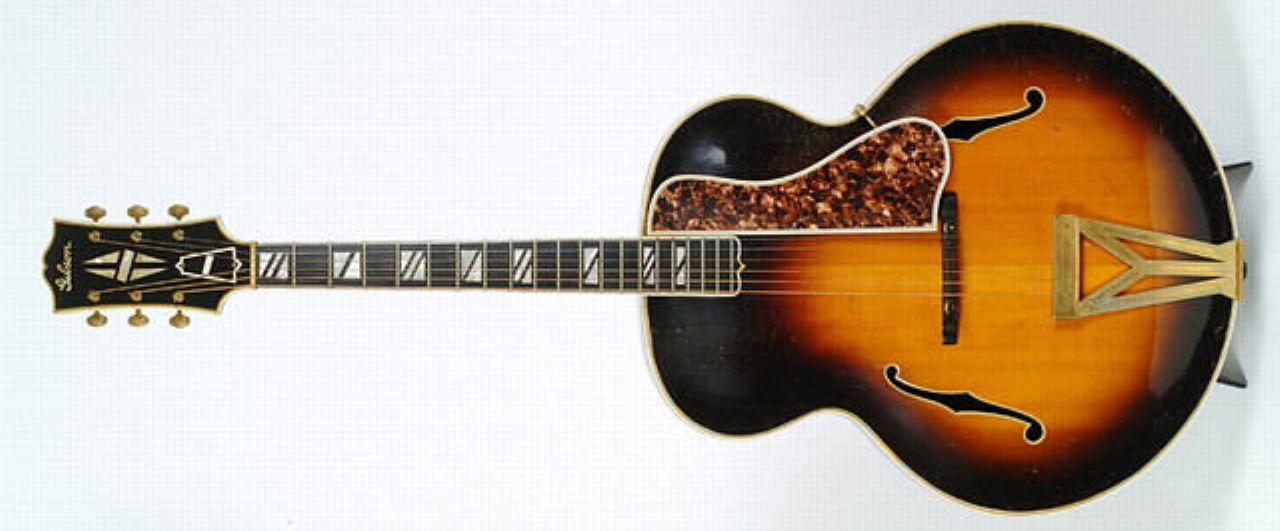Gibson tailpiece
