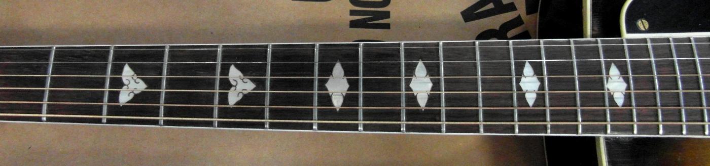 tudor7453 fingerboard