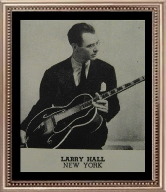 Hall Larry