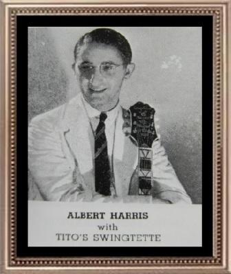 Harris Albert