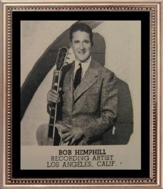 Hemphill Bob