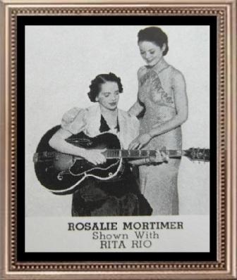 Mortimer Rosalie