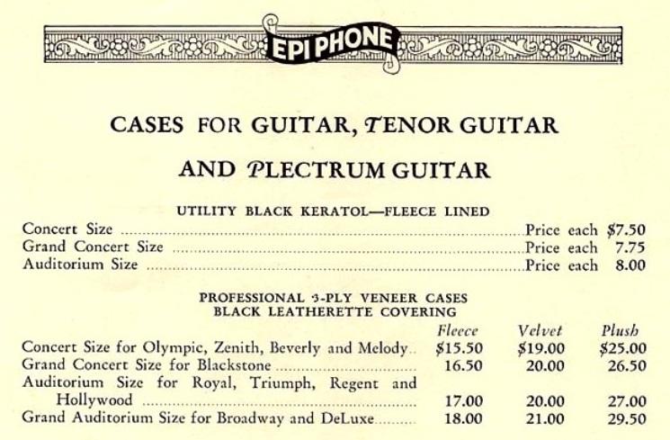 cases cat 1932