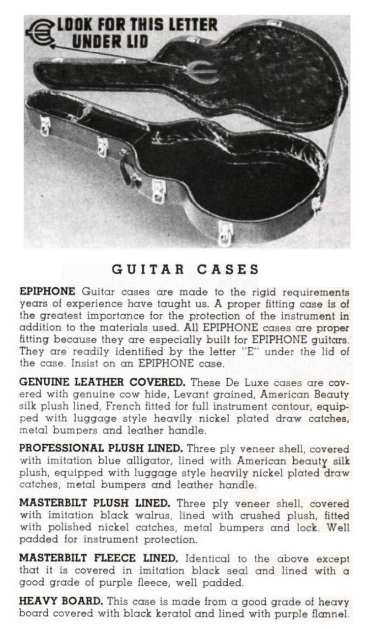 cases cat 1939 2