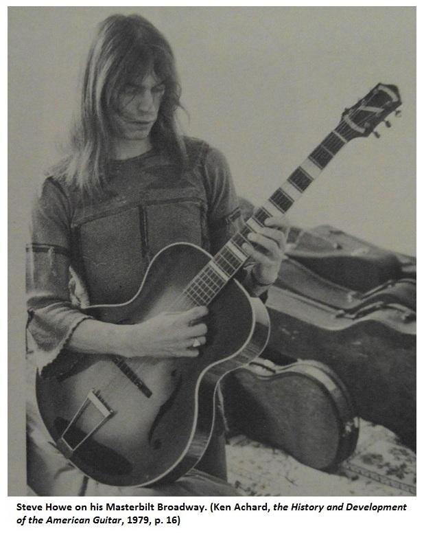 Steve Howe YES