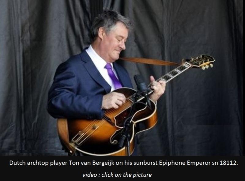 Ton on emperor