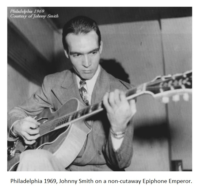 johnny smith emperor