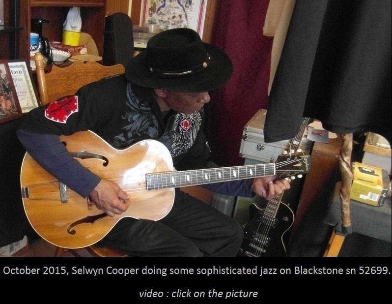 selwyn cooper blackstone