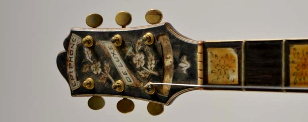 DeLuxe 5794 banjo inlay